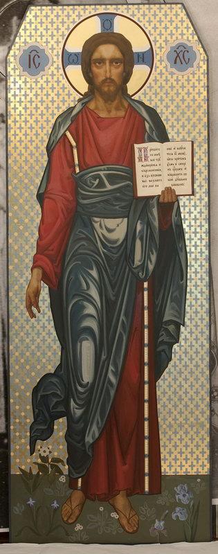 Морской кафедральный собор в Кронштадте. Спаситель. 2012