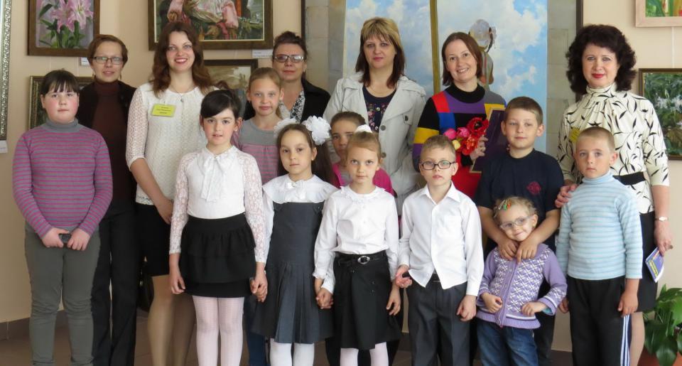 """Персональная выставка """"Время играть"""" - 2016"""