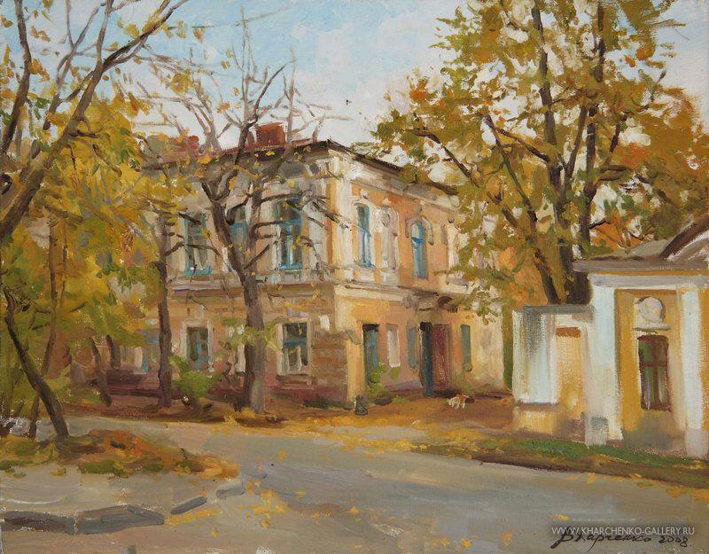 Warm October
