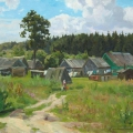 Ivankovo village