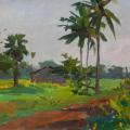 Morning in Kancharam