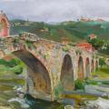 Таджа. Каменный мост