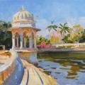 Удайпур. Город озёр