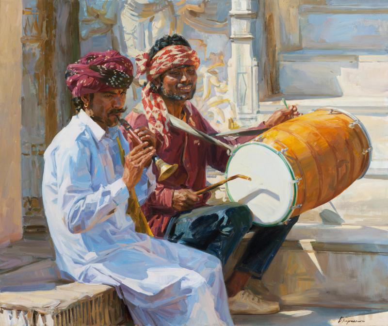 Udaipur music
