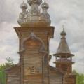 Церковь в Малых Карелах