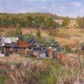 House in Zarechie village