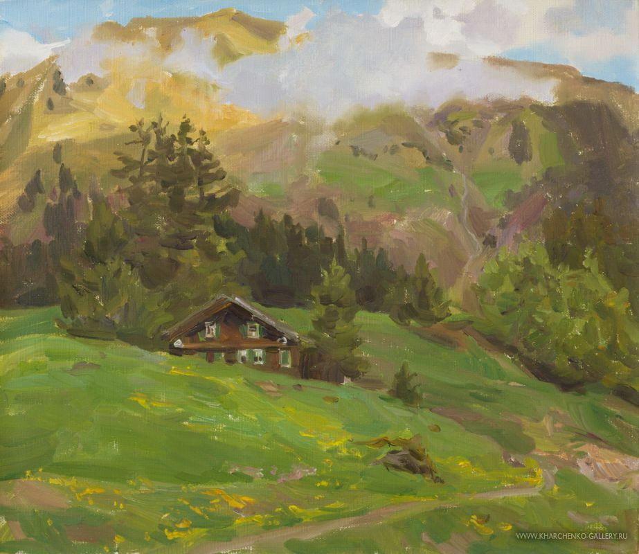 Tyrolean motive