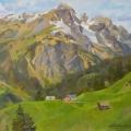 У вершин Тирольских гор