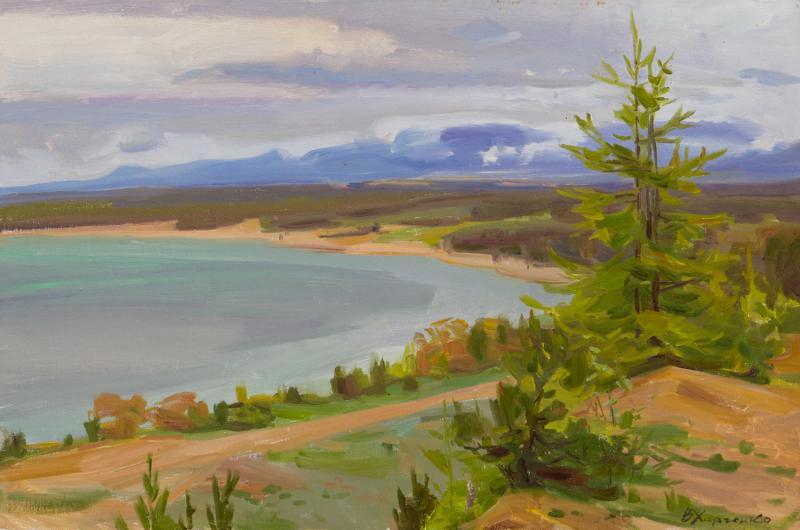 Over Baikal