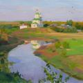 Morning over Kamenka