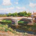 The bridge over Arno