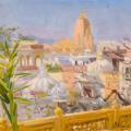 Удайпур. Вид с террасы