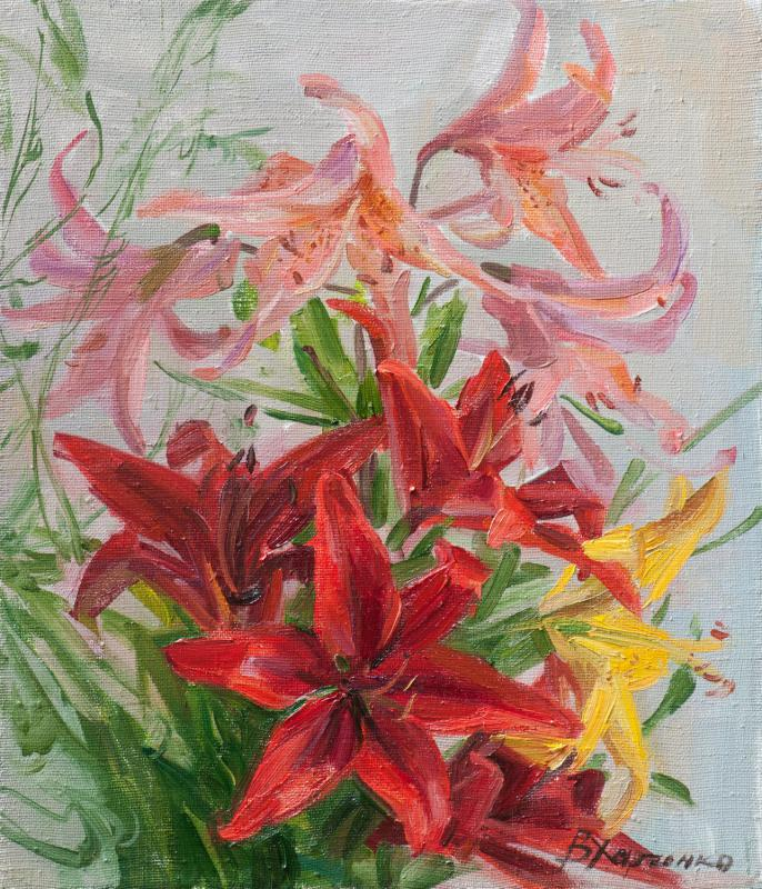 Little lilies